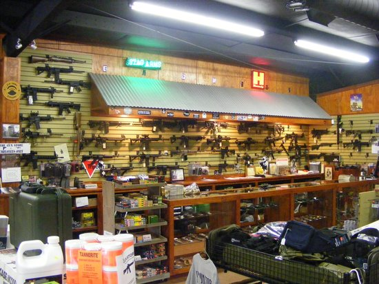 ‪The Gun Store Indoor Range‬