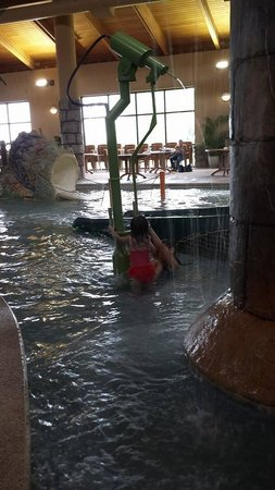 Arrowwood Resort & Conference Center: kids playing