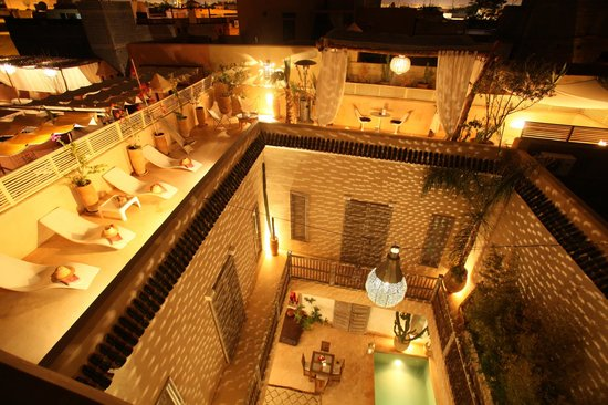 Hotel And Spa Riad Dar El Aila