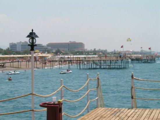 Euphoria Palm Beach Resort: Beach