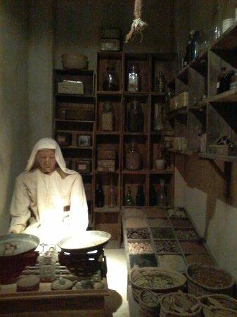 Bahrain National Museum: metiers représentés