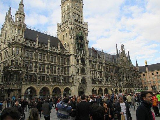 Marienplatz: il comune