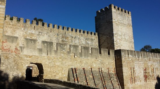 Castelo de Sao Jorge : São Jorge