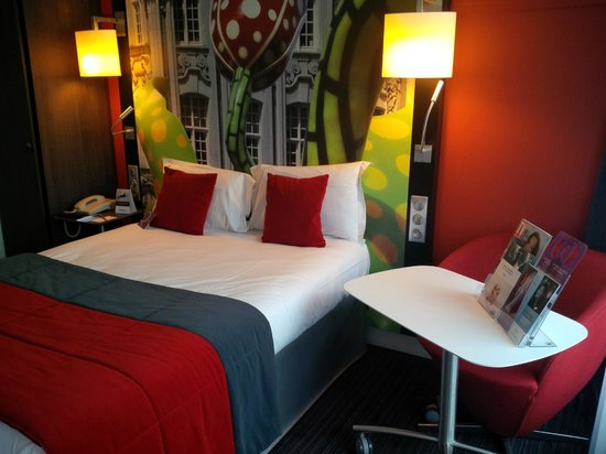Mercure Lille Centre Grand Place : In room