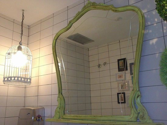 Zielo: Baño1