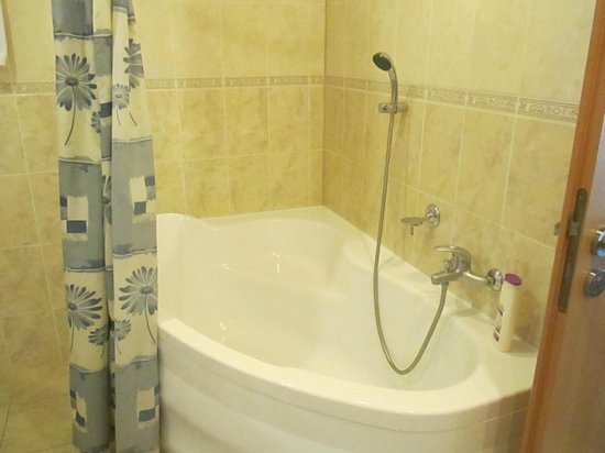 Hotel Orbita: Ванная