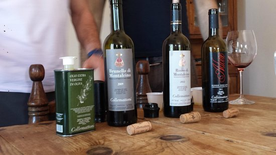 Franco Wine Tour Experience: Wine, Olive Oil and Honey Tasting
