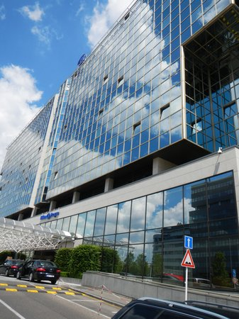 Hilton Prague: the hotel