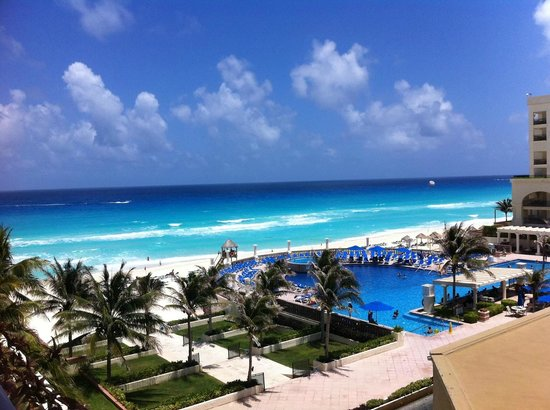 CasaMagna Marriott Cancun Resort: Vista do quarto