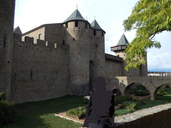 Chateau de Palaja : Castillo Carcassone