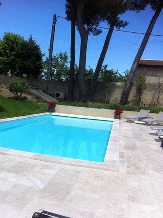 Bed & Breakfast L'Orangerie: pool