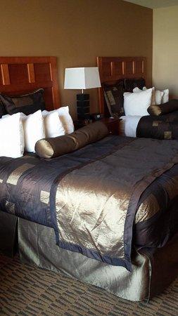 BEST WESTERN PLUS Bloomington Hotel: Our Room