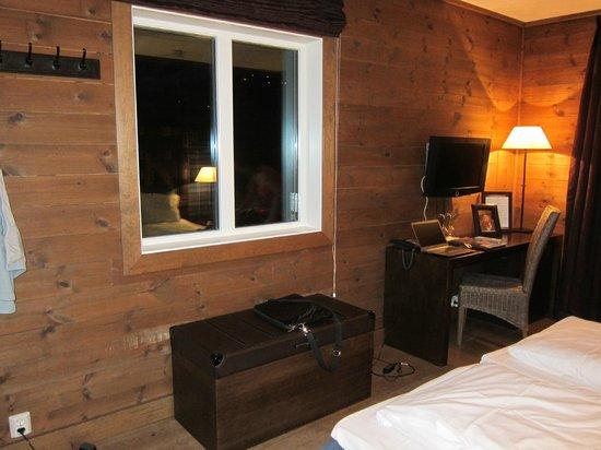 Vestlia Resort : Номер