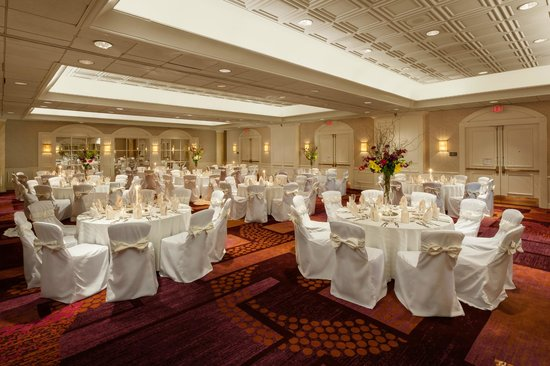 Crowne Plaza Hotel Englewood: Grand Ballroom