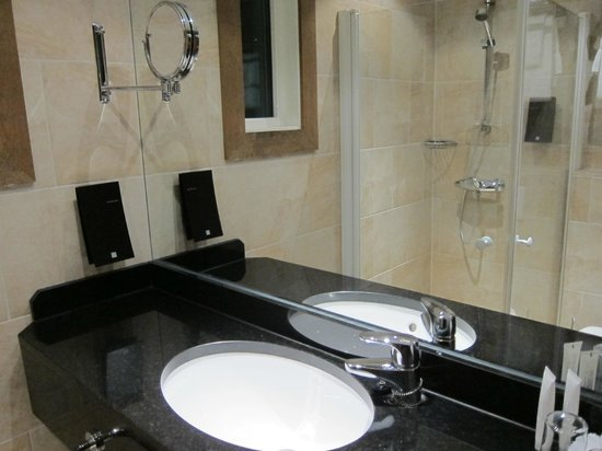 Vestlia Resort : Ванная