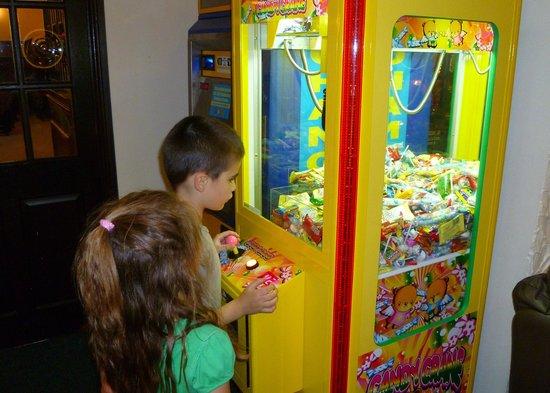 Fallbarrow Park: Games room