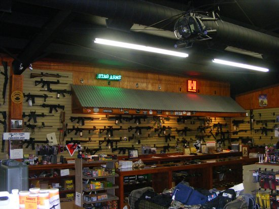 The Gun Store Indoor Range: Your local veteran owned and operated gun store who strives to put the customer first daily!