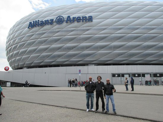 Allianz Arena: 1