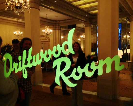 The Driftwood Room : Thanks for the Memories