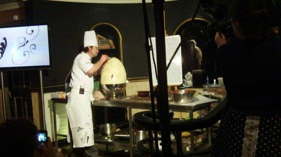 Hotel Meyrick : Chocolate Class