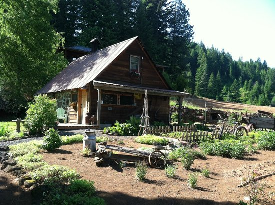 Trout Lake Valley Inn: Homestead Cabin upgrade also available