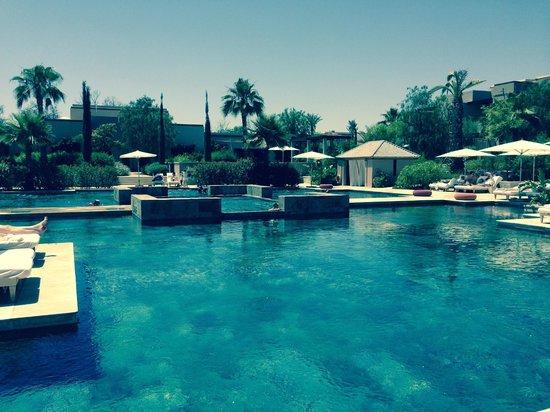 Four Seasons Resort Marrakech: family pool