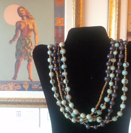 Feathered Serpent Gallery: Exotic jewelry and original art