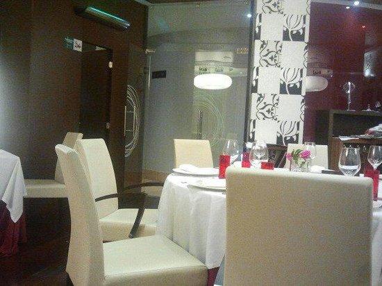 Blanco Hotel Spa: Restaurante