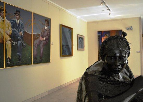 Ralli Museums : Artistas latinoamericano en Ralli