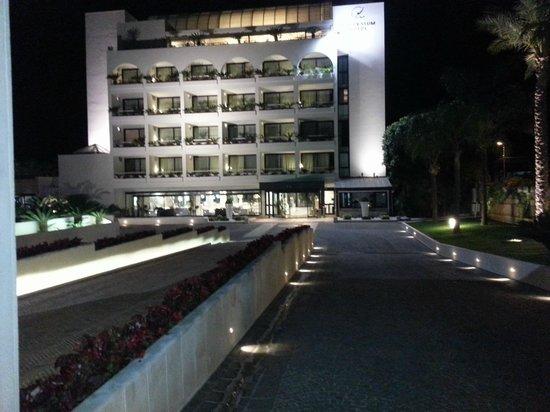 Mec Paestum Hotel : esterno hotel