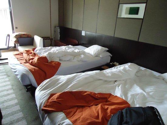 Kyoto Tokyu Hotel: Quarto