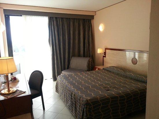 Mec Paestum Hotel : camera prestige