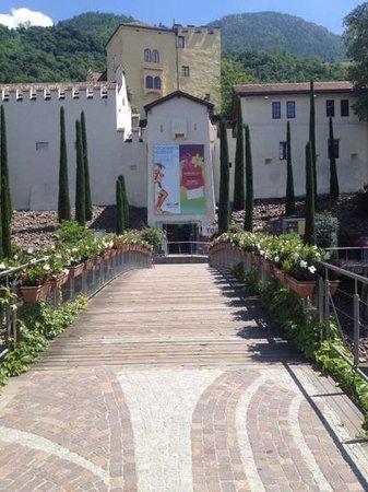 I Giardini di Castel Trauttmansdorff : ingresso al giardino