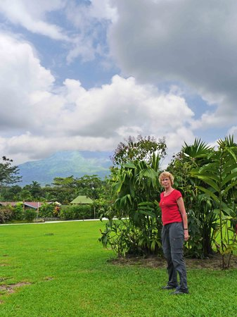 Arenal Springs Resort and Spa: spouse and arenal