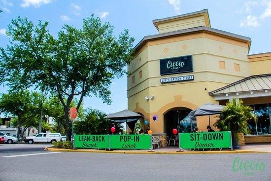 Photo of American Restaurant Ciccio Cali at 190 37th Ave Ne, Saint Petersburg, FL 33704, United States