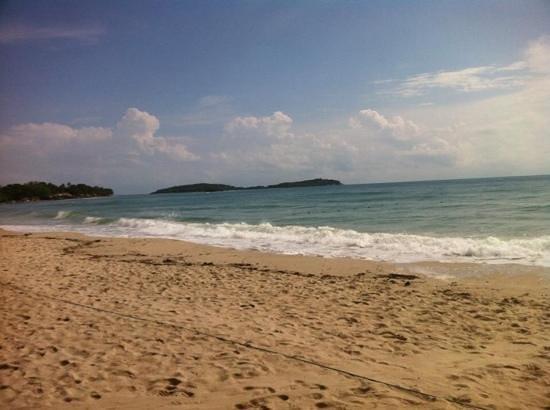 Chaba Samui Resort : Chaweng beach