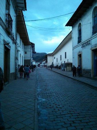 Pariwana Hostel Cusco: Meson de la Estrella