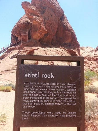 Valley of Fire State Park: as it says on the tin