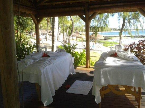Ambre Resort & Spa : The Spa