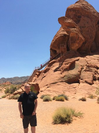 Valley of Fire State Park: hot!