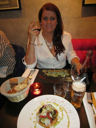 Pouic-Pouic : Starters - Foie gras