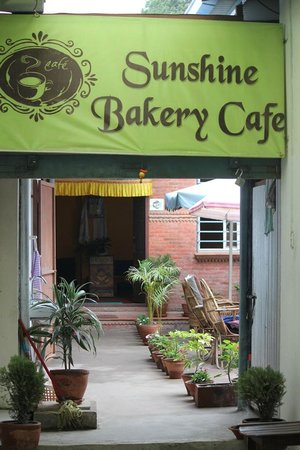 Sunshine Bakery Cafe