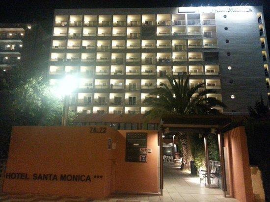 MedPlaya Hotel Santa Monica: Hotel