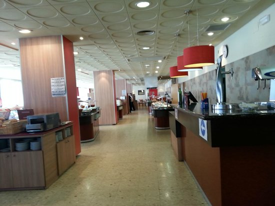 MedPlaya Hotel Santa Monica: restaurants