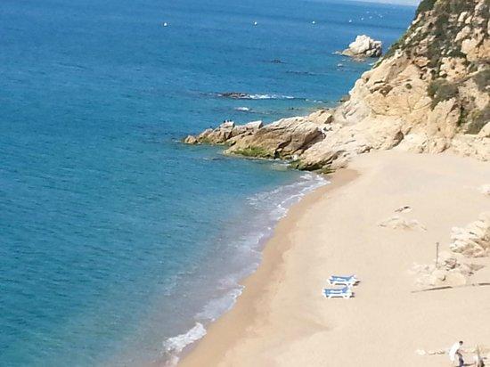 MedPlaya Hotel Santa Monica: Beach