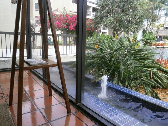 Shula's Hotel & Golf Club: Desde el Lobby del Hotel