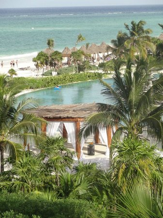 Secrets Maroma Beach Riviera Cancun: view from the room