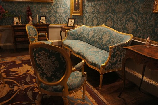 Castle Howard: Turquoise elegance