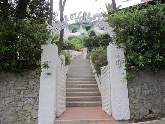 Hotel Valle Verde: INGRESSO HOTEL
