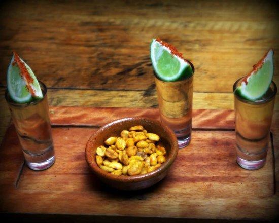 Cactus: Tequila